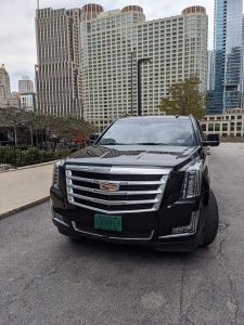 Airport transfer service in chicago