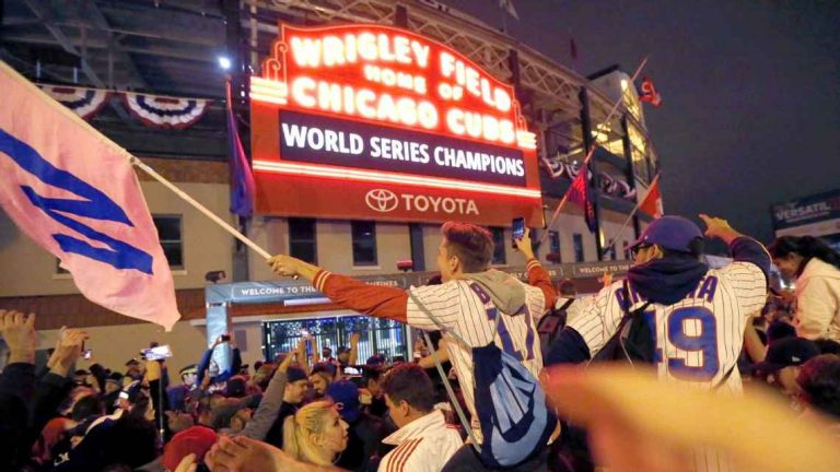 Limo Service to Wrigley Field - Chicago IL