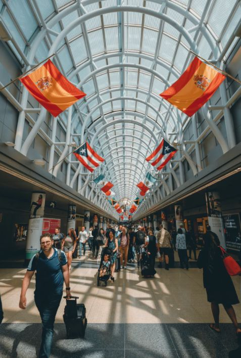 things to do in Chicago airport
