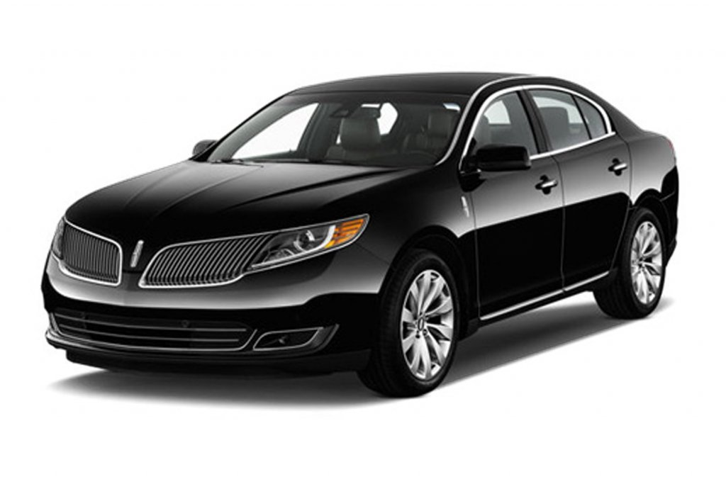 Skyline Chicago Limo Cars Luxury Fleet Black Lincoln MKS Exterior October 2020